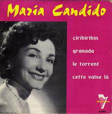 MARIA CANDIDO CIRIBIRIBIN FRENCH ORIG EP