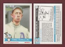 #38 EDDIE COLLINS SR, Philadelphia Athletics A's Historical Society (1998 PAHS)
