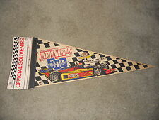 May 26, 1985 The 69th Indianapolis Motor Speedway Racing Pennant