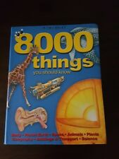 80000 Things You Should Know By Miles Kelly Publishing Ltd ( Paperback 2014)