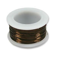 Vintage Bronze Color Wire Beadsmith 20 gauge 10yd Spool 41530 Round