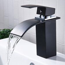 Cascade robinets salle de bain simple levier lavabo mitigeur en laiton moderne