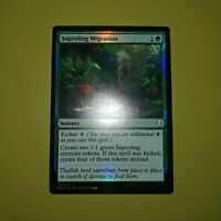 FOIL Saproling Migration x1 Dominaria 1x Magic the Gathering MTG