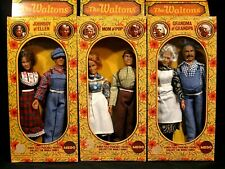 The Waltons  Mom & Pop Grandma & Grandpa JohnBoy & Ellen 6 Figures