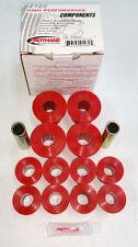 Prothane Rear Spring Eye & Shackle Bushing Kit FOR Toyota Pickup & 4Runner 84-88