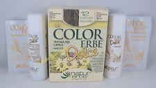 COLORERBE DOLCE couleur COLORATION cheveux végétale 60ml Couleur 12 BLONDE