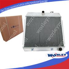 For CHEVY RADIATOR BEL AIR V8 W/COOLER 1955 1956 1957 55 56 57 ALUMINUM