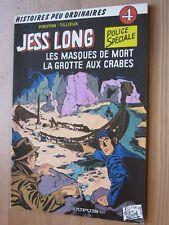 JESS LONG PIROTON TILLIEUX N°4 EO Deux Histoires complètes. 1978