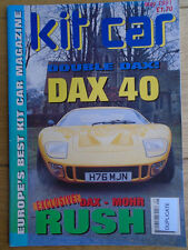 Kit Car May 1991 Dax 40