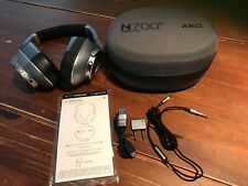 AKG N700NC Over-Ear Wireless  Adaptive Noise Cancelling Headphones - Silver