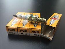 4x Candele NGK JR10A, JR 10 A, Suzuki GSX-R 1100, GSXR1100, 86-88, 1055