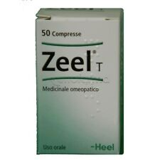 ZEEL T, IN ARTHROSIS AND GONARTHROSIS 50 tablets VERY EFFECTIVE QUICK DISPATCH