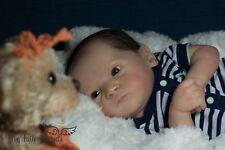 *** rebornbaby Grayson by Bonnie Brown *** Reborn Bébé pour Amazing
