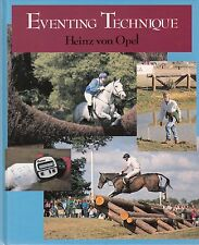 Eventing Technique - Heinz von Opel (Hardcover, 1991)