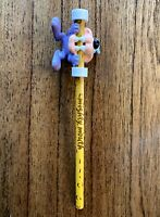 Dizzy Devil Vintage Applause Tiny Toons Pencil Topper PVC Figure 1991 New Unused