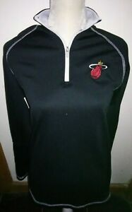 Miami Heat Official NBAl Warm Up Jacket Size S