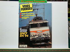 Revue VOIES FERREES 082 Aveyron Mat Moteur 94 Privatisation BR Nuremberg
