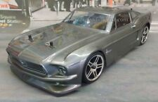 1968 Ford Mustang VTA Custom Painted Nitro Gas RC Touring Car 4WD 2-Speed 50+MPH