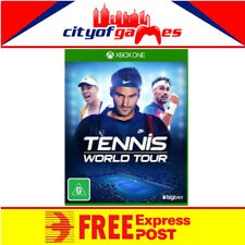 Tennis World Tour Xbox One Game New & Sealed Pre Order