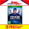 Tennis World Tour Xbox One Game New & Sealed In Stock