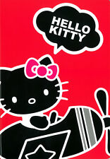 Gut Quaderno Maxi A4 Hello Kitty Look At My Bow 100Gr Righe C/Margine C 1Pz