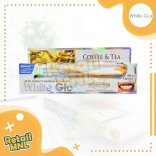 White Glo Coffee and Tea Drinkers Fomula Whitening Toothpaste
