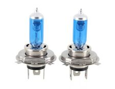 12V H4 5000K 60/55W high low beam Xenon HID Super White Light Bulb Globe 9003
