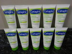 10 Cetaphil Intensive Moisturizing Cream w/Meadowfoam Oil Sensitive Skin Lotions