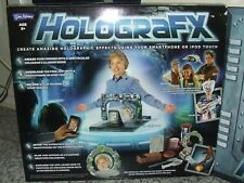 Holografx By John Adams Boxed Complete Age 8+ For I phone & Android 20 Illusions