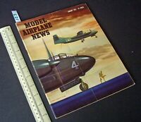 1952 Jan Vintage Model Airplane News USA Aeromodelling Hobby Magazine   (123)