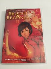 Big Fish and Begonia: Two Worlds One Destiny (Dvd) sub and dub Excellent Movie