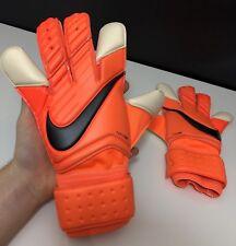 Nike Gk Vapor Grip 3 GOALKEEPING Gloves Orange/Blanc Taille 10 GS0347-803