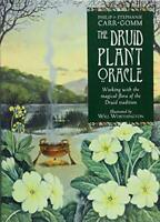 The Druid Plant Oracle by Philip Carr-Gomm and Stephanie Carr-Gomm Cards NEW Boo