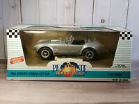 Ertl Peachstate 1965 Shelby Cobra 427 S/C Mustang 1:18 Scale Diecast Car LE