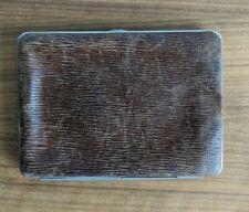 Antikes Etui * schöne alte Brieftasche * original vintage