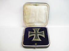 Cruz de hierro 1. clase de 1914 en estuche