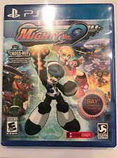 Mighty No. 9 (Sony PlayStation 4, (Includes ''RAY'' expansion & retro hero DLC