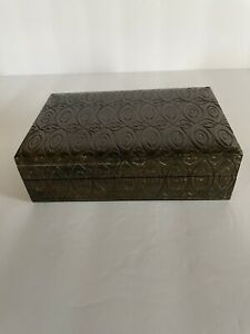 Wood Carved Small Box Made in Poland