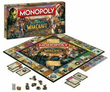 Monopoly of World WarCraft Collector's Edition Board Game,Free Sh From USA