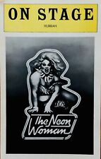 DIVINE THE NEON WOMAN Program 1978