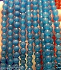 "charming 8mm Apatite Round Gemstones Loose Beads 15"" AAA"