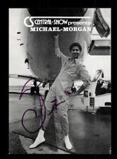 Michael Morgan Autogrammkarte Original Signiert # BC 58415