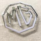 Quality MG Magnette MGB MGC MG Midget MGA CHROME TRUNK BOOT EMBLEM  AHH5261