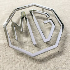 Quality new MG Magnette MGB MGC MG Midget MGA CHROME TRUNK BOOT EMBLEM  AHH5261