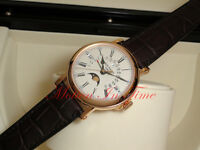 Patek Philippe 5159R-001 Rose Gold 38mm Perpetual Calendar Retrograde Moonphase