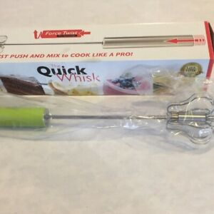 The Quick Whisk - New - Green