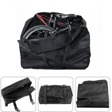 Folding Bicycle Carrier Bag Storage Travel Bike Cover Pouch Transport Fit 14-21'