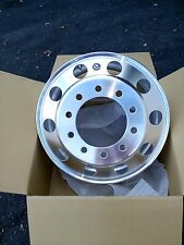 U001-10 22.5 x 8.25 Hub Pilot Aluminum Wheels Diamond Cut 88367 Meet SAE J267