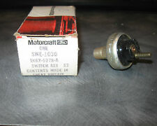 1970 Mercury Capri Oil Pressure Sending Unit Switch Part Number D0RY-9278-A