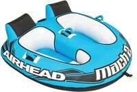 Airhead Mach Towable Tube for Boating, style 1-2 rider, NEW - FREE SHIPPING